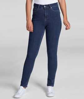 Dżinsy slim regular waist