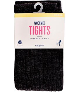 Cableknitted tights