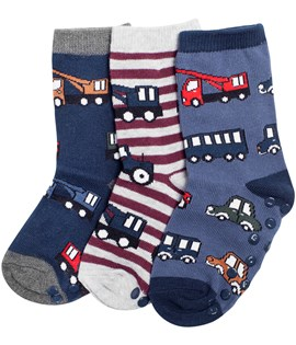 3-pcs Socks