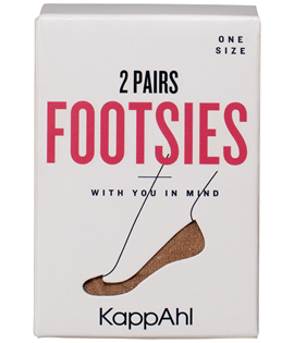 2-pack Footsies