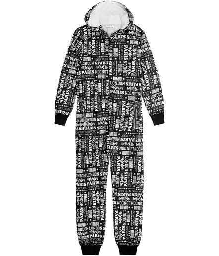 One-piece pajamas have long sleeves and cover the feet to keep baby warm all night long. With snap closures from the neck to the ankle, getting your baby dressed and changing a diaper is easy. This style is available in sizes for newborn up to 24 months and comes in .