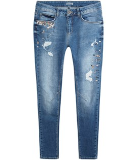 Jeans slim regular waist