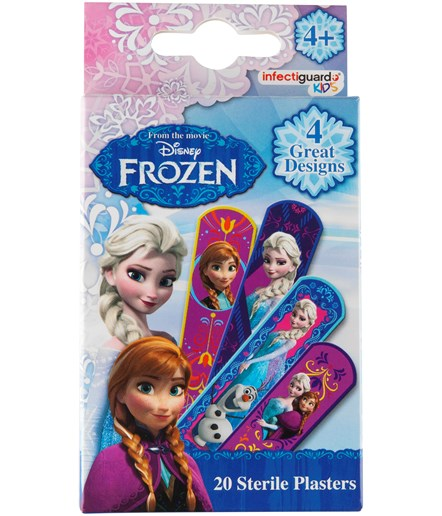 Bilderesultat for Plaster til barn, frost