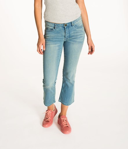 Jeans bootcut normal waist -  - Woman - KappAhl