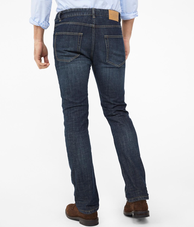 jeans låg midja herr