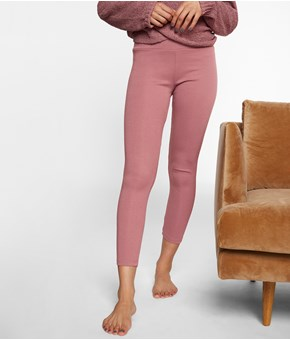 Thumbnail Leggings Loungewear - Rosa - Woman - KappAhl