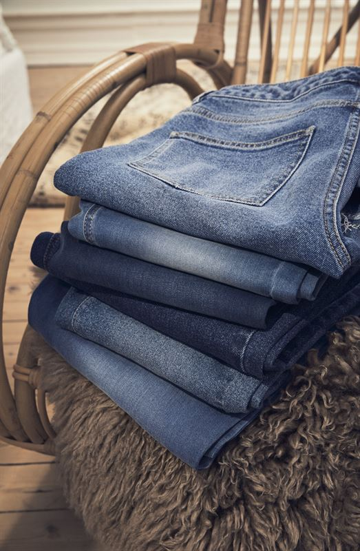 All KappAhl denim is now more sustainable