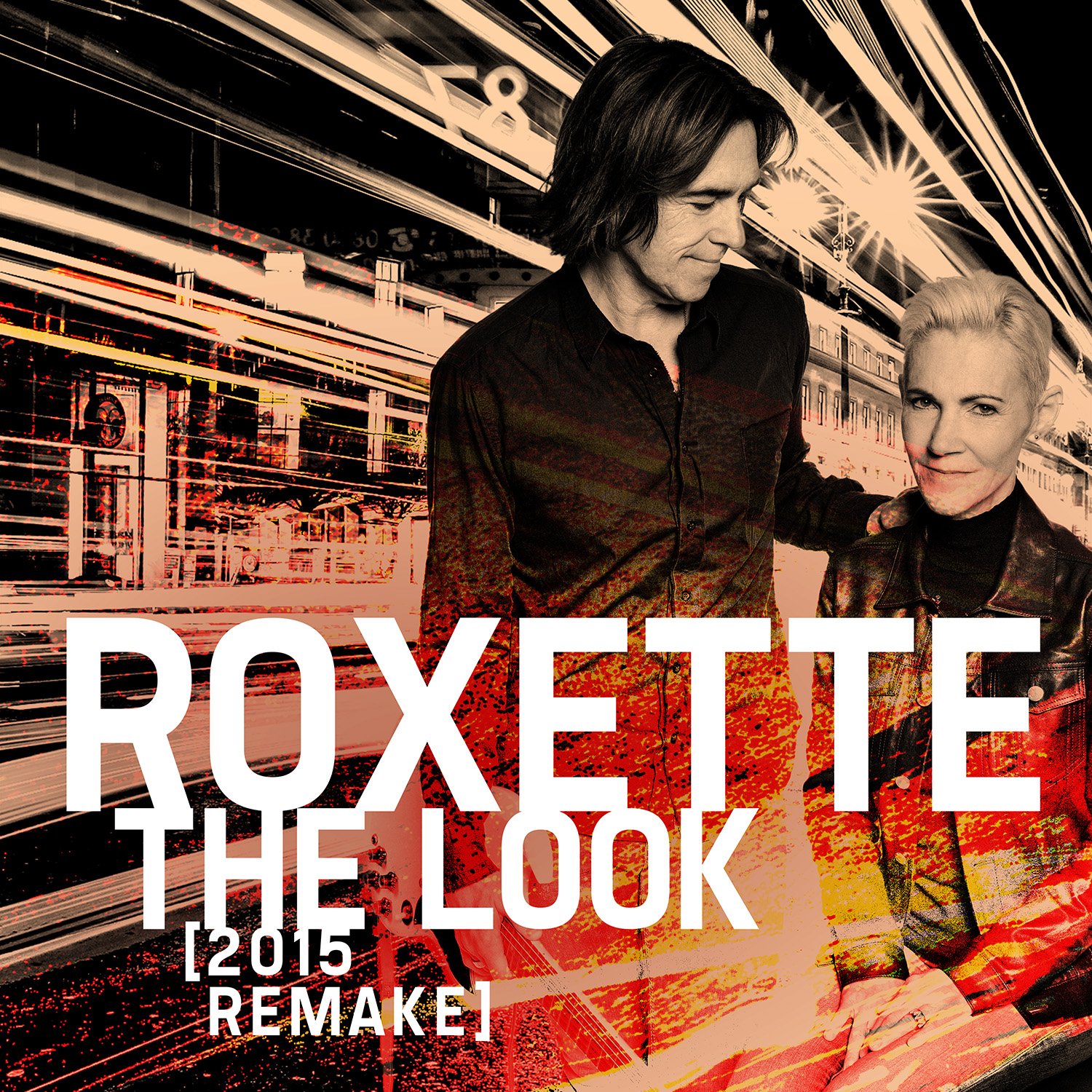 "<p>WORLD PREMIERE OF ROXETTE'S NEW VERSION OF ""THE LOOK""</p>"