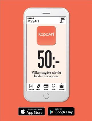 KappAhl launches unique app for its loyalty club