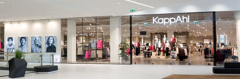 KappAhl estimates lower sales during the first quarter