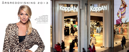 <p>KappAhl publishes Annual Report</p>
