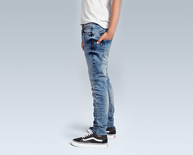 Jeansguide 134-170