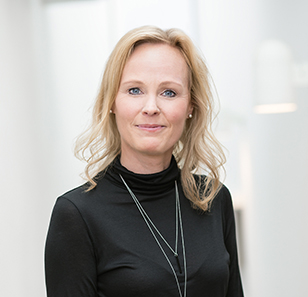 Johanna Bergqvist, Member of the Board and employee representative