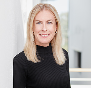 Anna Andihn, VP HR, Communications and Sustainability