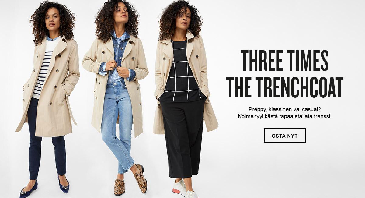 Naisten vaatteet koot 34-56 - kappahl.com 95096e7f3a