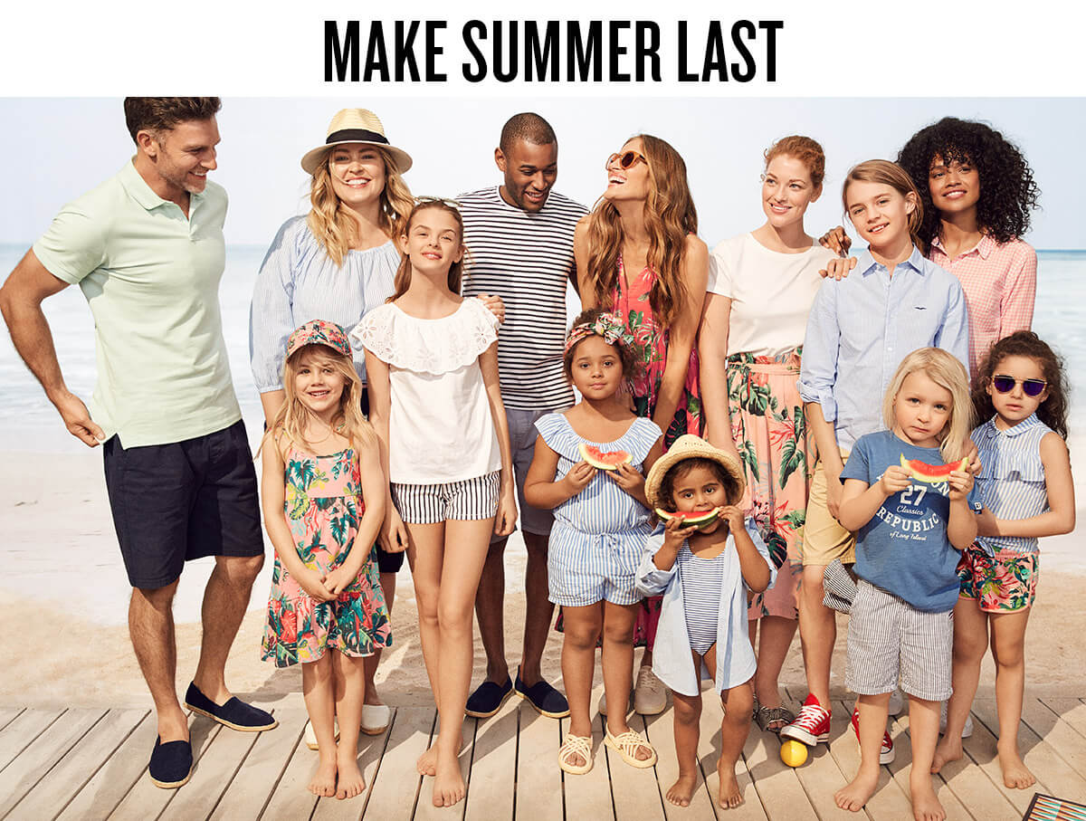 df01df06d7 W tym roku zainwestuj w zrównoważoną letnią modę. Wybierz ubrania z letniej  kolekcji Hampton Republic 27 - w całości uszytej z organicznej bawełny i ...
