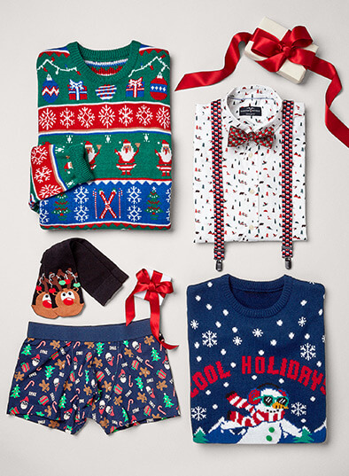 JOLLY JUMPERS AND MORE