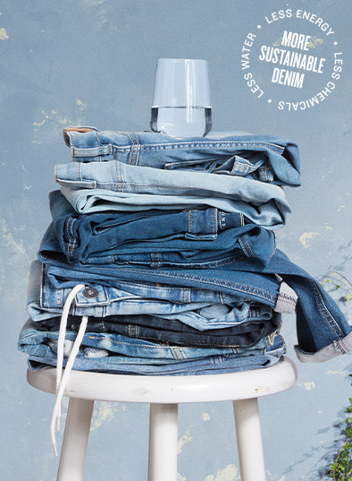 MORE SUSTAINABLE DENIM