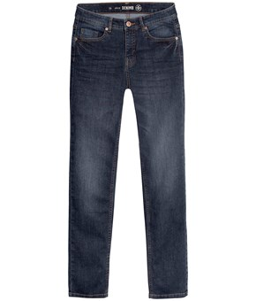 Thumbnail Alice straight jeans - Blue - Woman - KappAhl