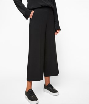 Thumbnail Laura culotte - Sort - Woman - KappAhl
