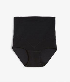 Thumbnail Shape briefs - Black - Woman - KappAhl