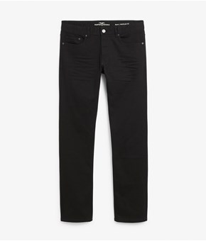 Thumbnail Hank regular jeans - Musta - Men - KappAhl