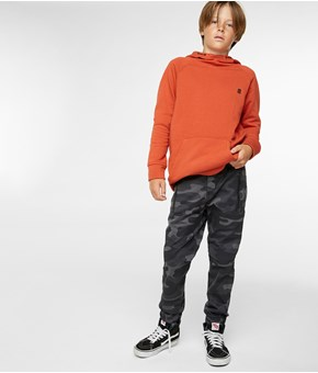 Thumbnail Cargo trousers - Grey - Kids - KappAhl