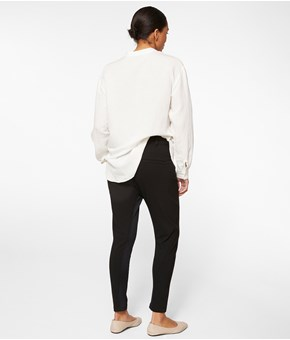 Thumbnail Nickie boyfriend slim fit extra long leg - Svart - Woman - KappAhl