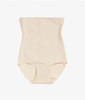 Thumbnail Brief shape trosa - Beige - Woman - KappAhl