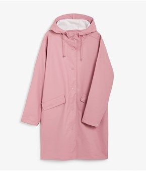 Thumbnail Rain coat - Pink - Woman - KappAhl