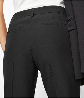 Thumbnail Kelly classic slacks - Musta - Woman - KappAhl
